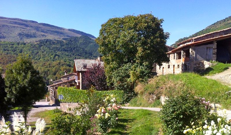 Casa rural mas morer en camprodon pirineo catal n - Casa rural mas rosello ...