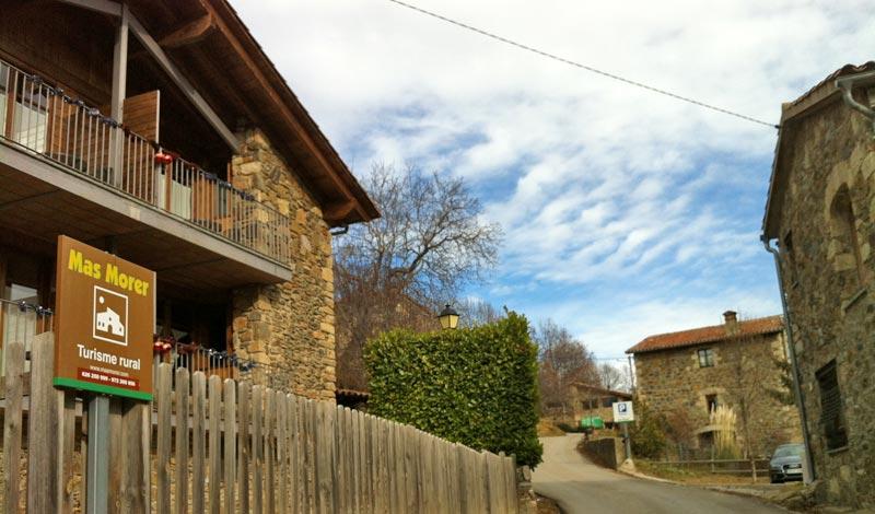 Casa rural mas morer en camprodon pirineo catal n - Casa rural pirineo catalan ...